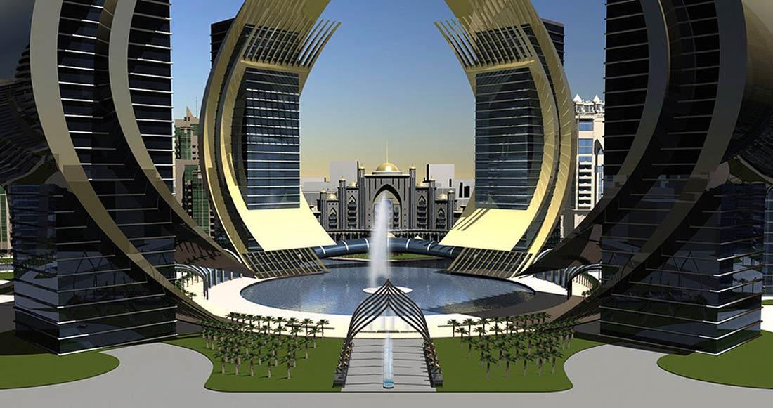 مدينة الإمارات في عجمان.
