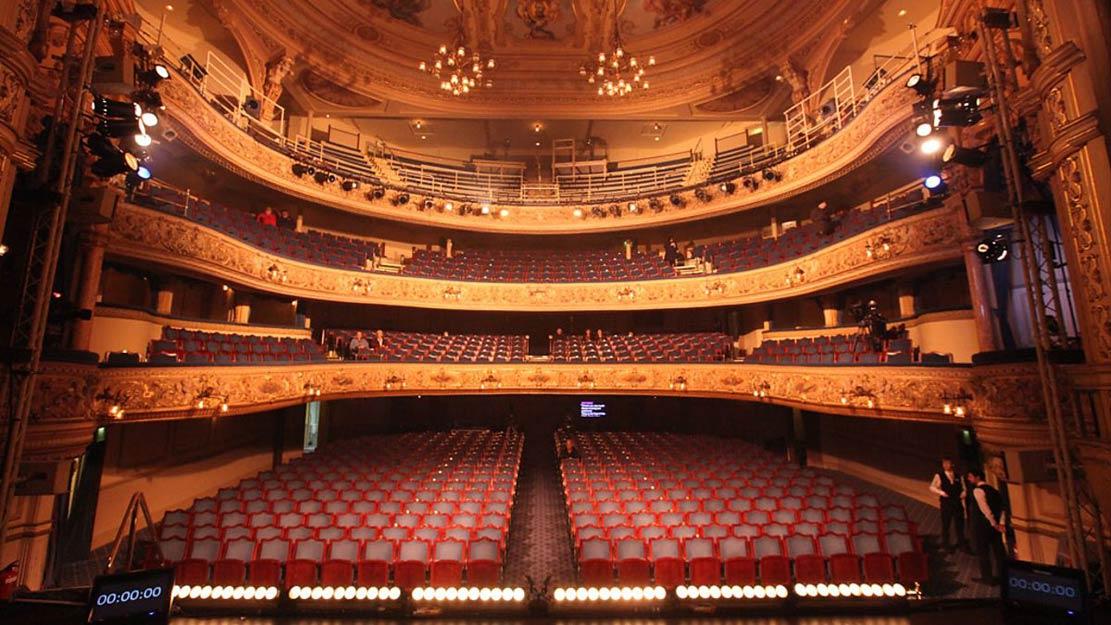 المسرح الكبير بمدينة بلاكبول