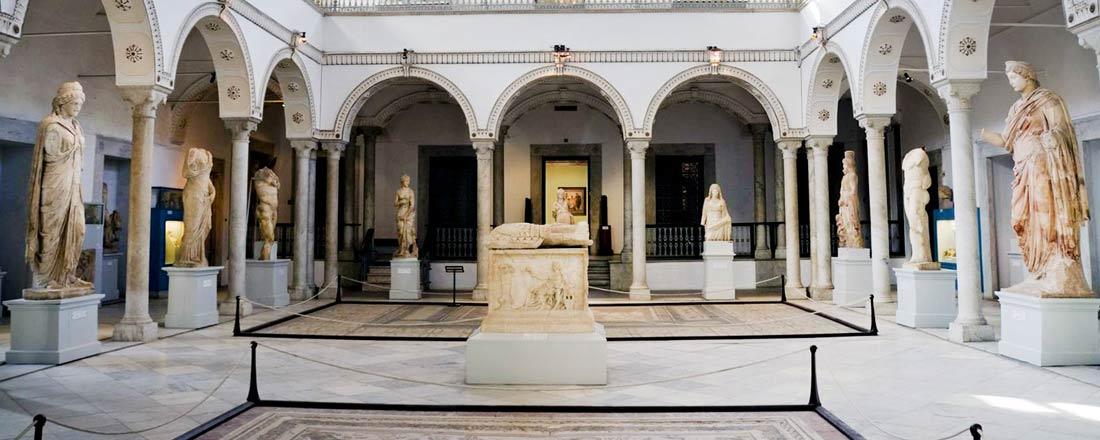 المتحف الوطني بباردو تونس