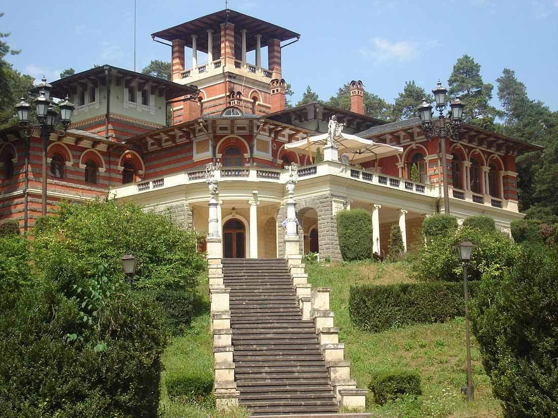 قصر آل رومانوف