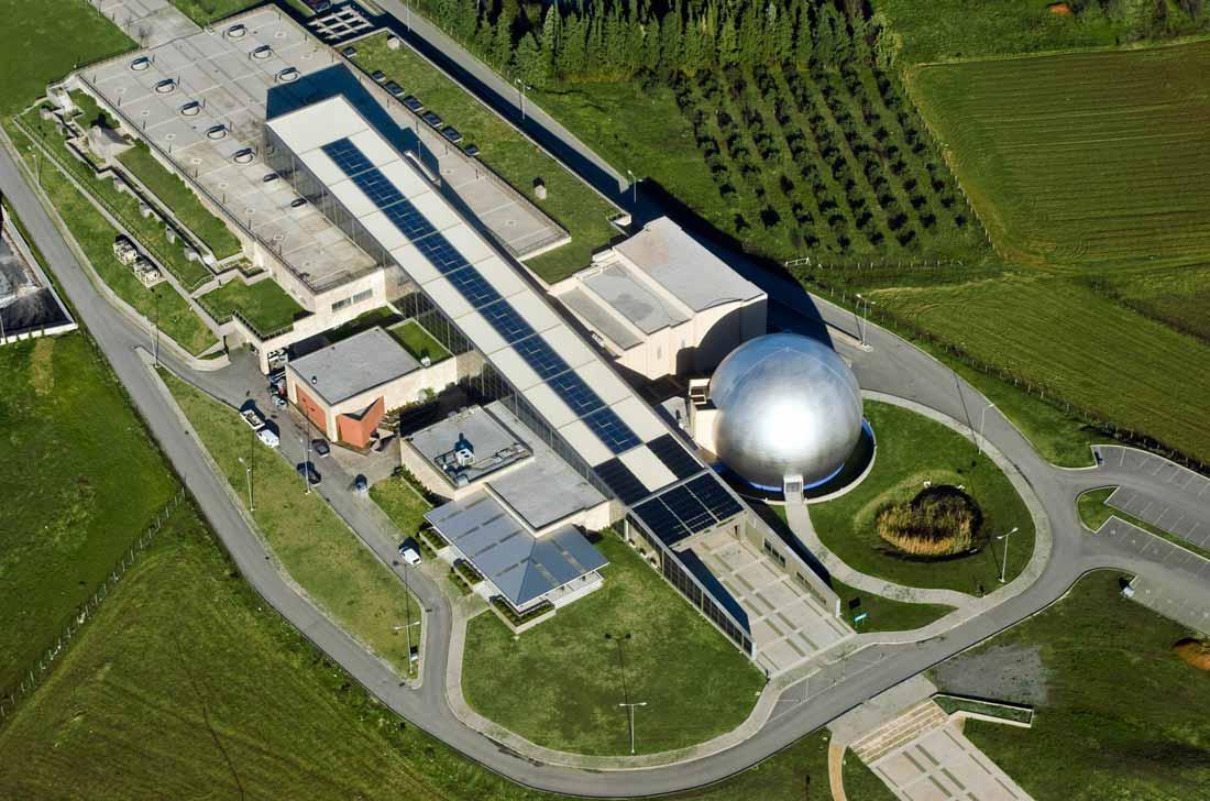 مركز سالونيك للعلوم ومتحف التكنولوجيا في سالونيك.