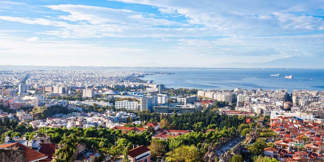 السياحة في سالونيك اليونانية