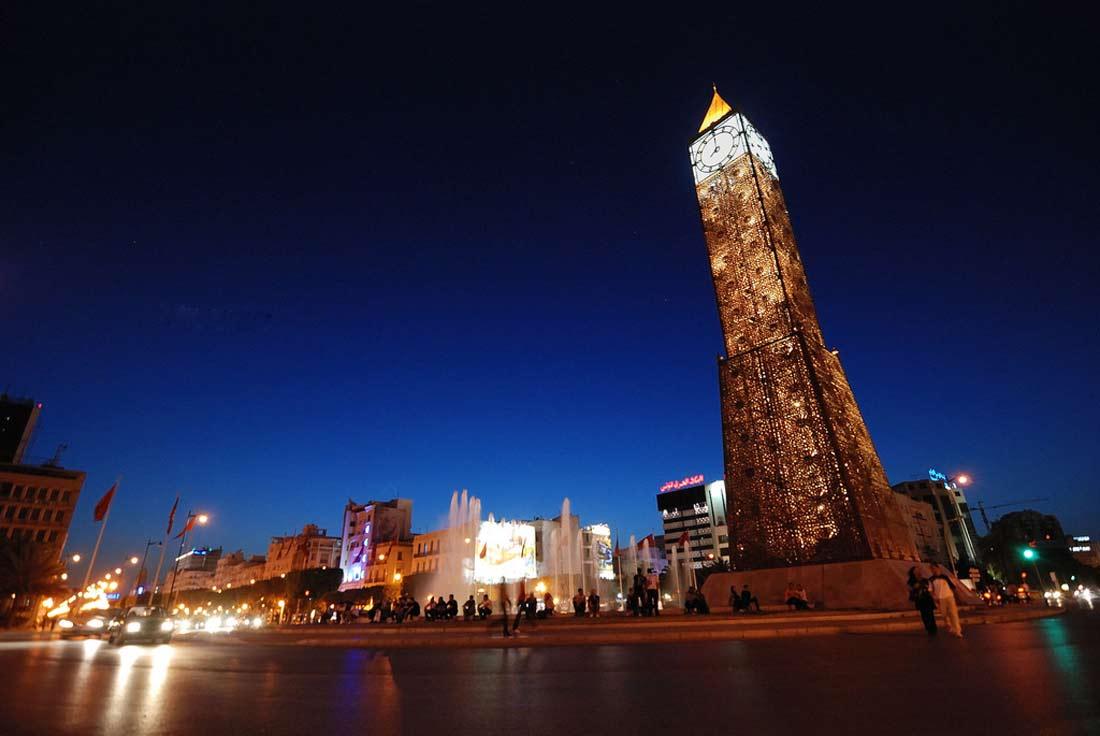 السياحة في مدينة تونس