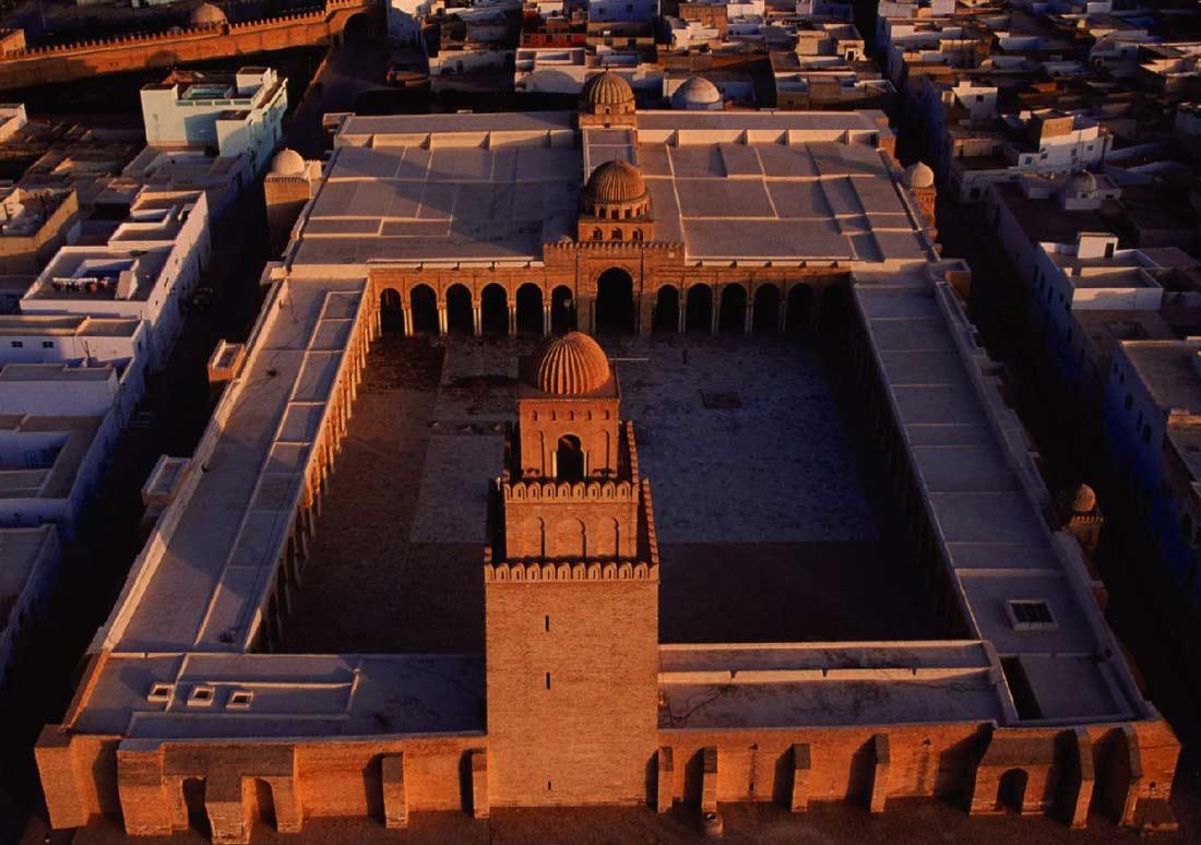 مسجد القيروان تونس
