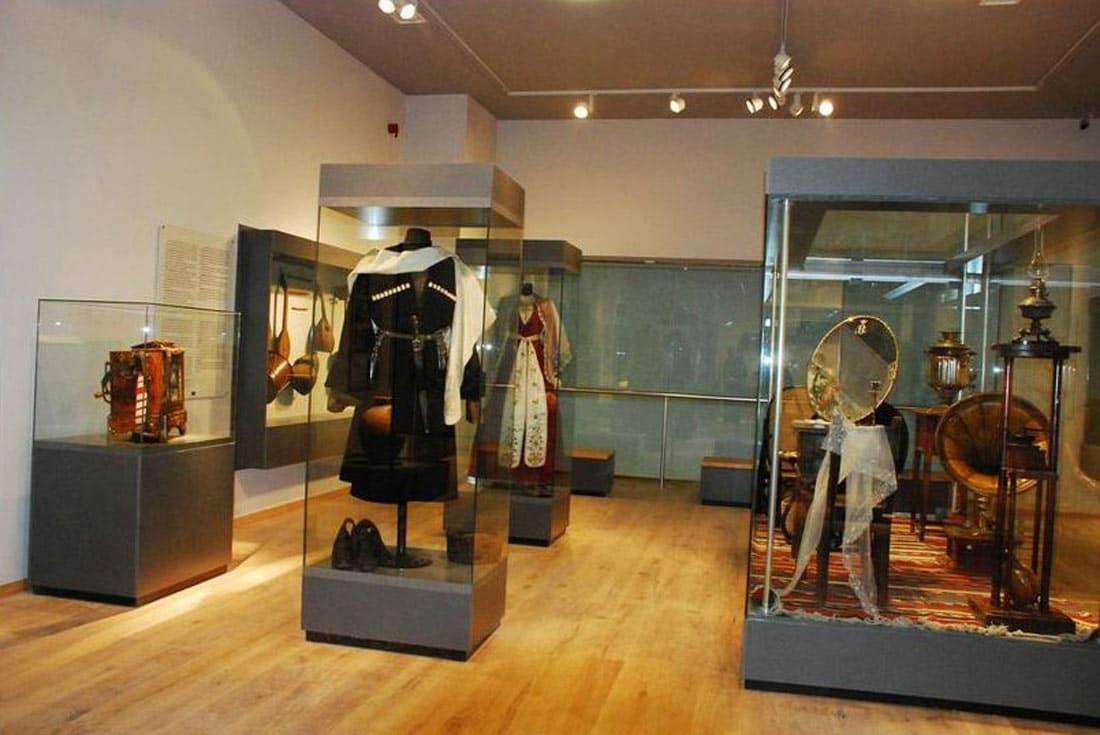 متحف سغناغي جورجيا