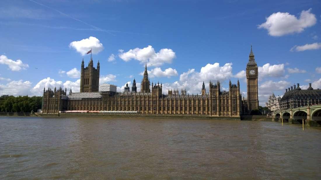 بيت البرلمان البريطاني