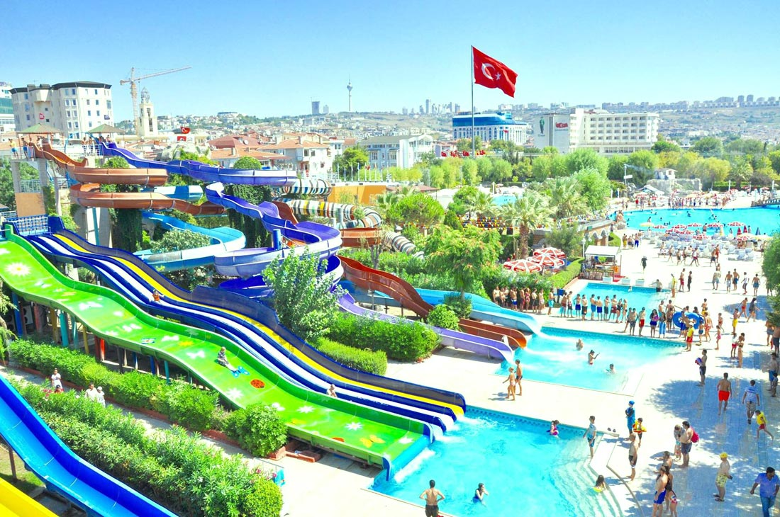 نتيجة بحث الصور عن زيارة الأماكن الترفيهية في تركيا