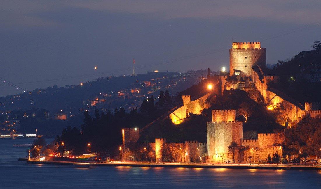 قلعة روملي حصار