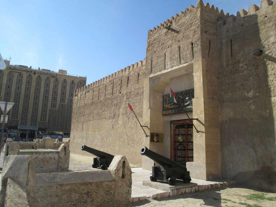 حي البستكية في دبي أو حي الفهيدي التاريخي