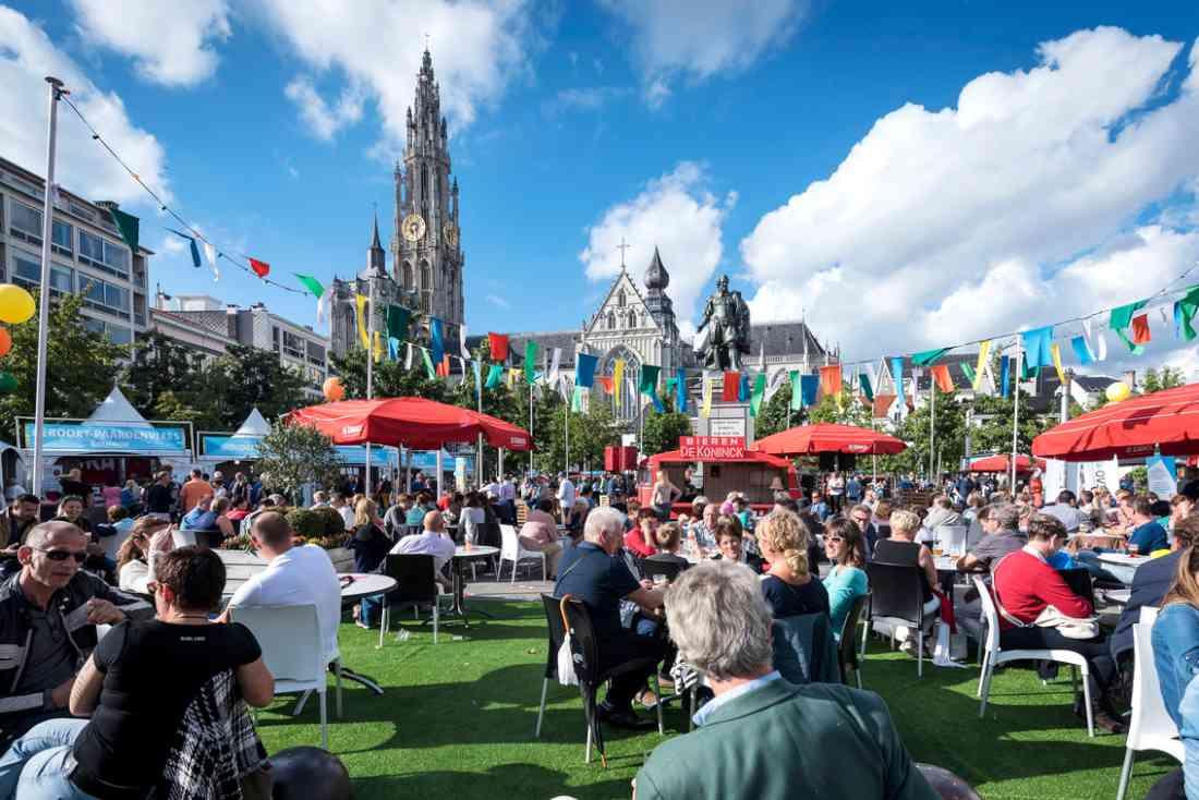 أماكن السياحة في أنتويرب بلجيكا