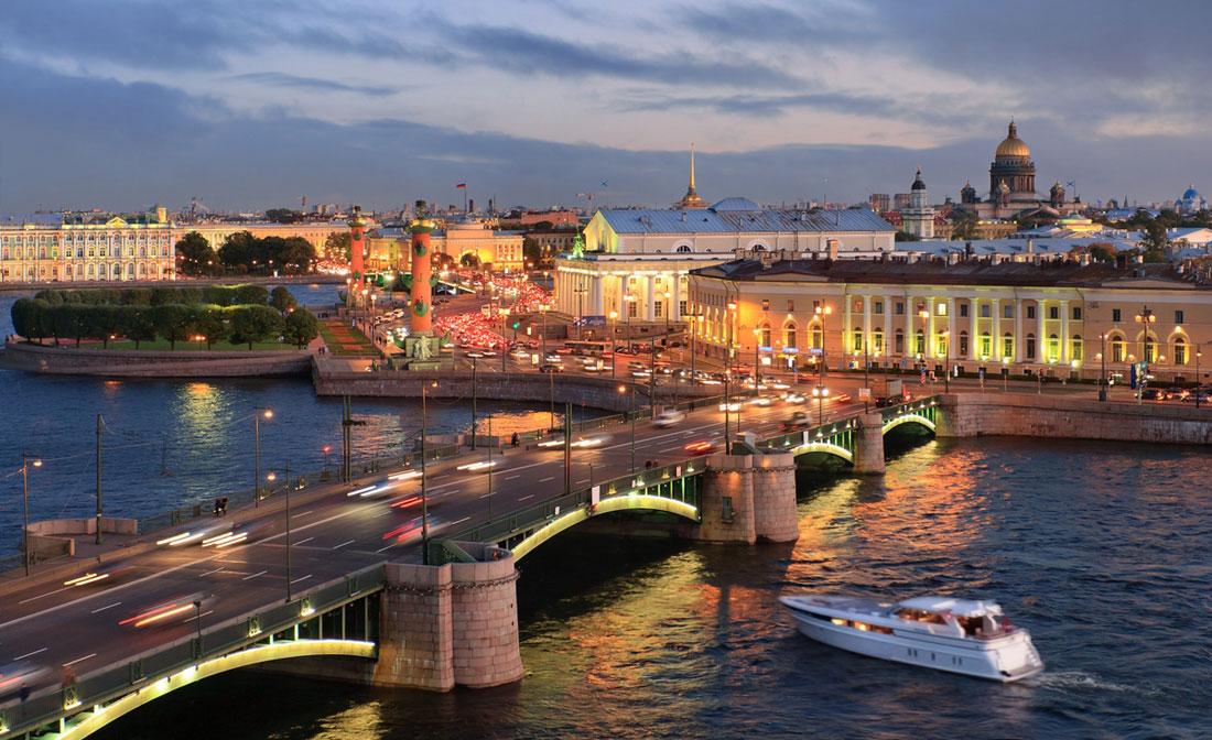 السياحة في سانت بطرسبرغ: مفهوم روسيا عن الجمال - تيك ويك