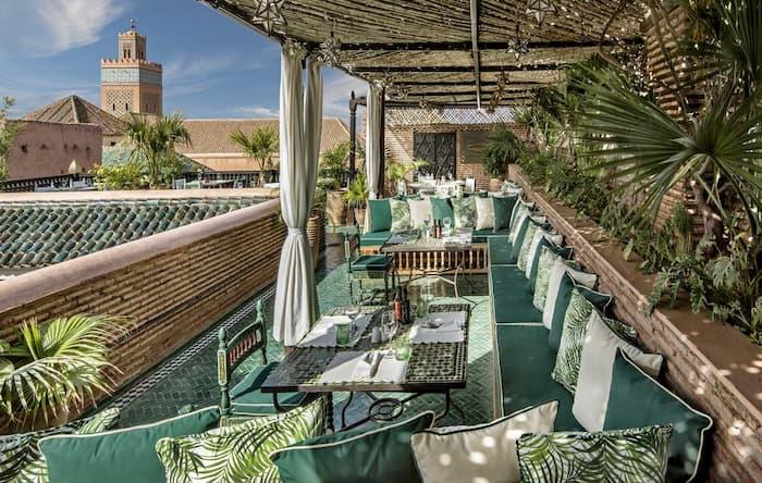 سلطانة مراكش – فندق 5 نجوم