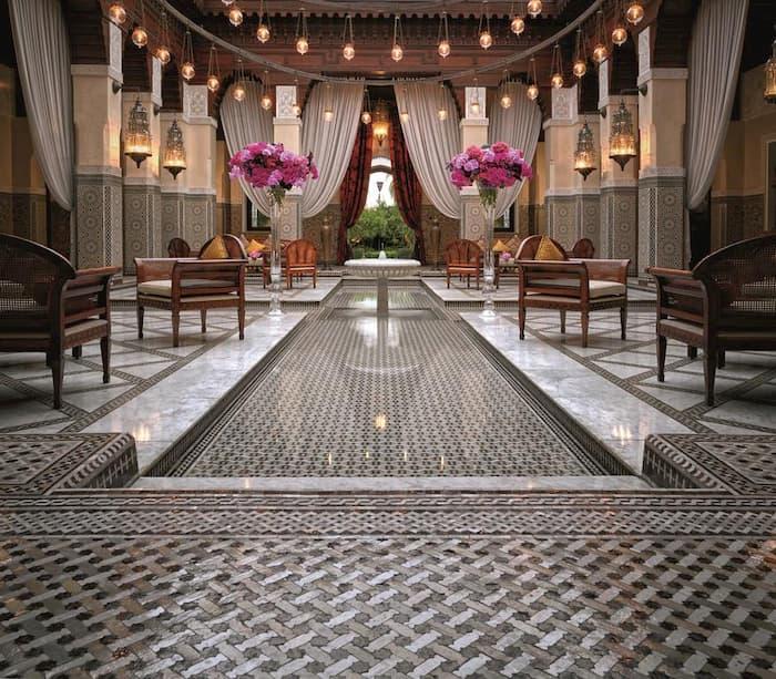 فندق رويال منصور مراكش – 5 نجوم