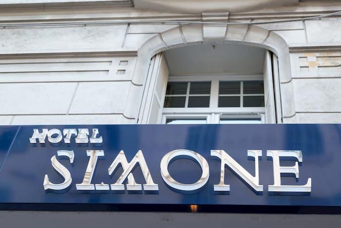 فندق سيمون كان سنتر – 4 نجوم