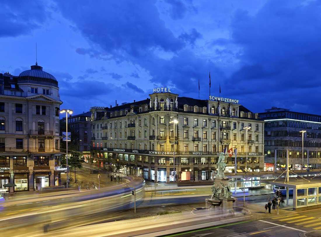 |أفضل فنادق زيورخ للعائلات بالقرب من البحيرة