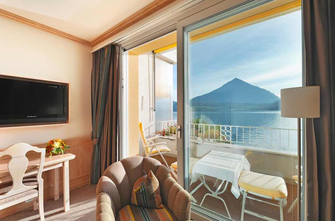 أفضل فنادق انترلاكن سويسرا لجميع الفئات