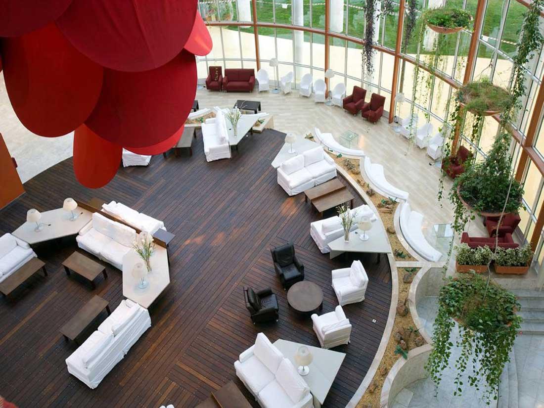 فندق سيلكن الأندلس بالاس بمدينة إشبيلية