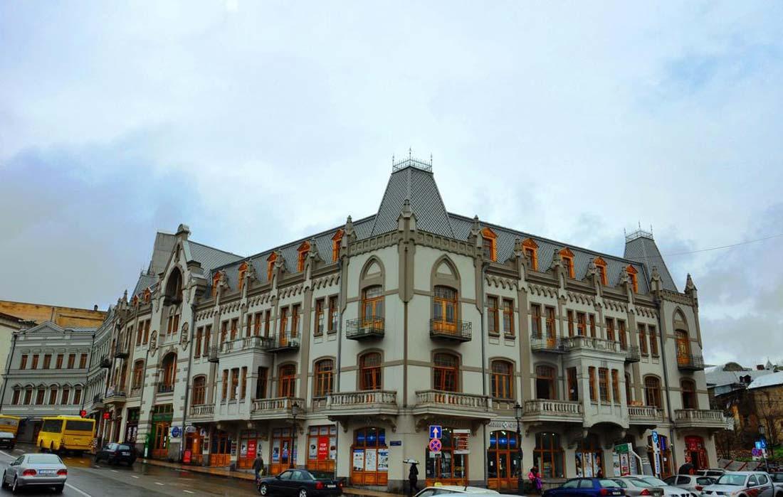 فندق اليكساندريا تبليسي
