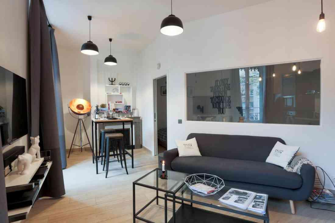 شقق فندقية Suite Gambetta Cosy et Design