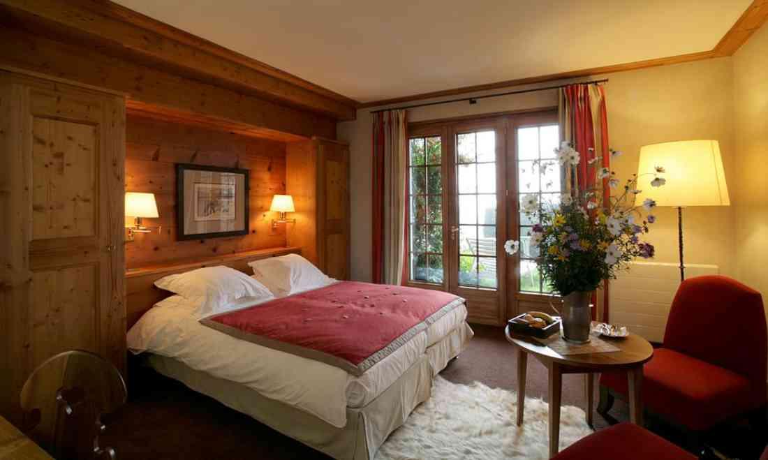 فندق أوبرج دو بوا بران
