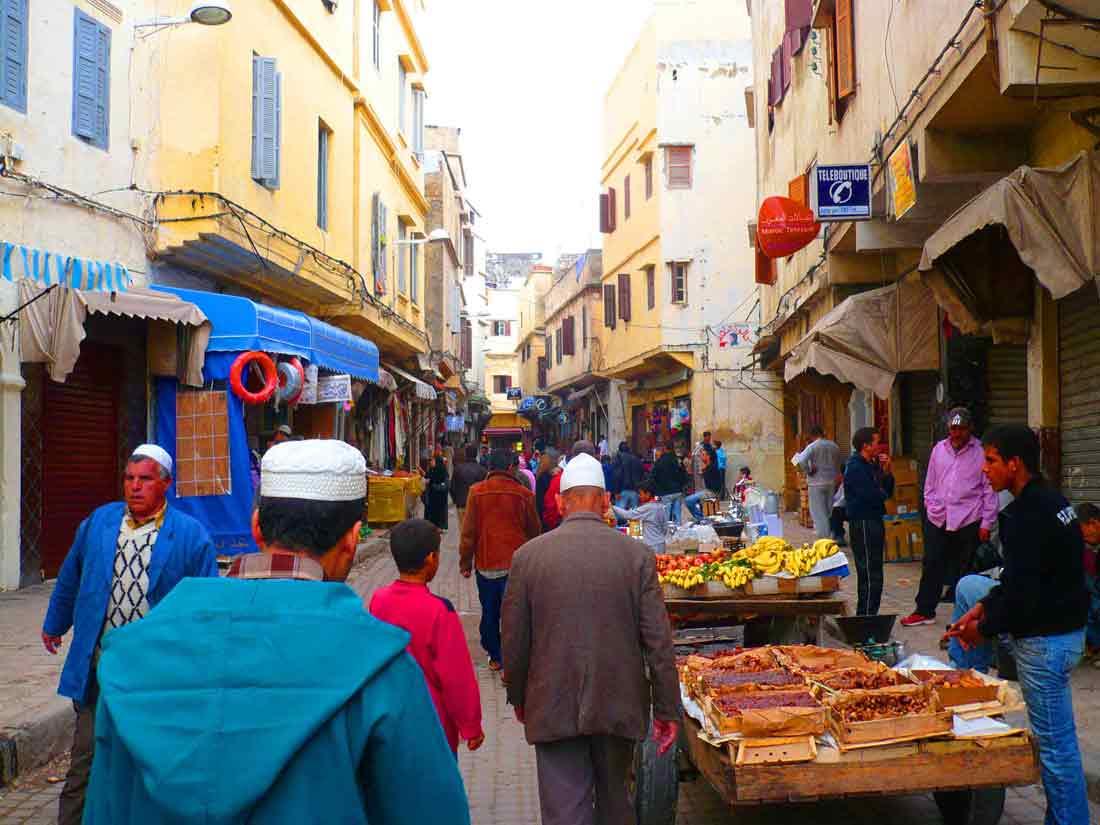 الأماكن السياحية في الدار البيضاء