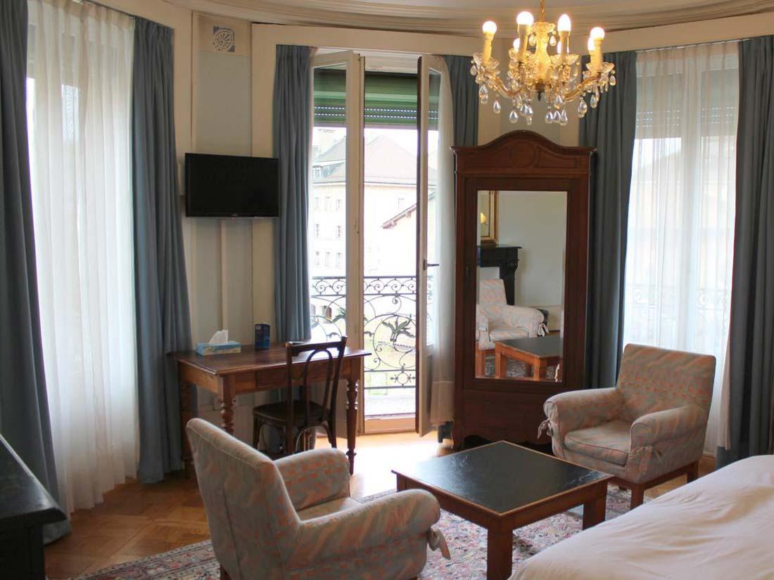 فندق دي جنيف