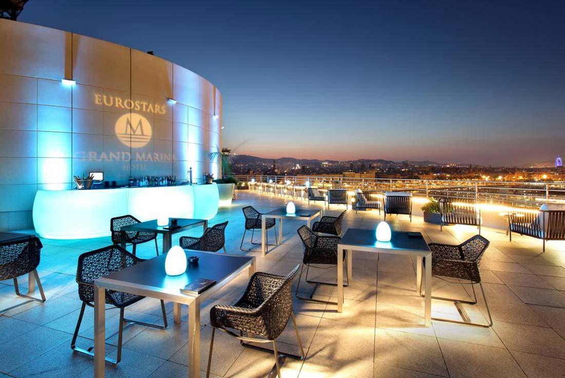 فندق يوروستارز غراند مارينا جي إل في برشلونة