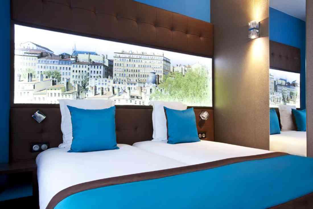 فندق دي سافويس ليون بيراش