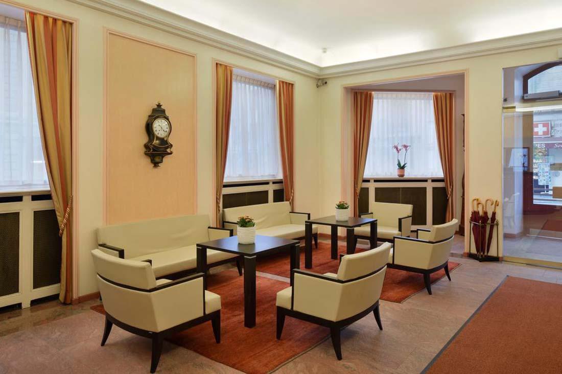 فندق انترناسيونال وتيرمينوس بجنيف