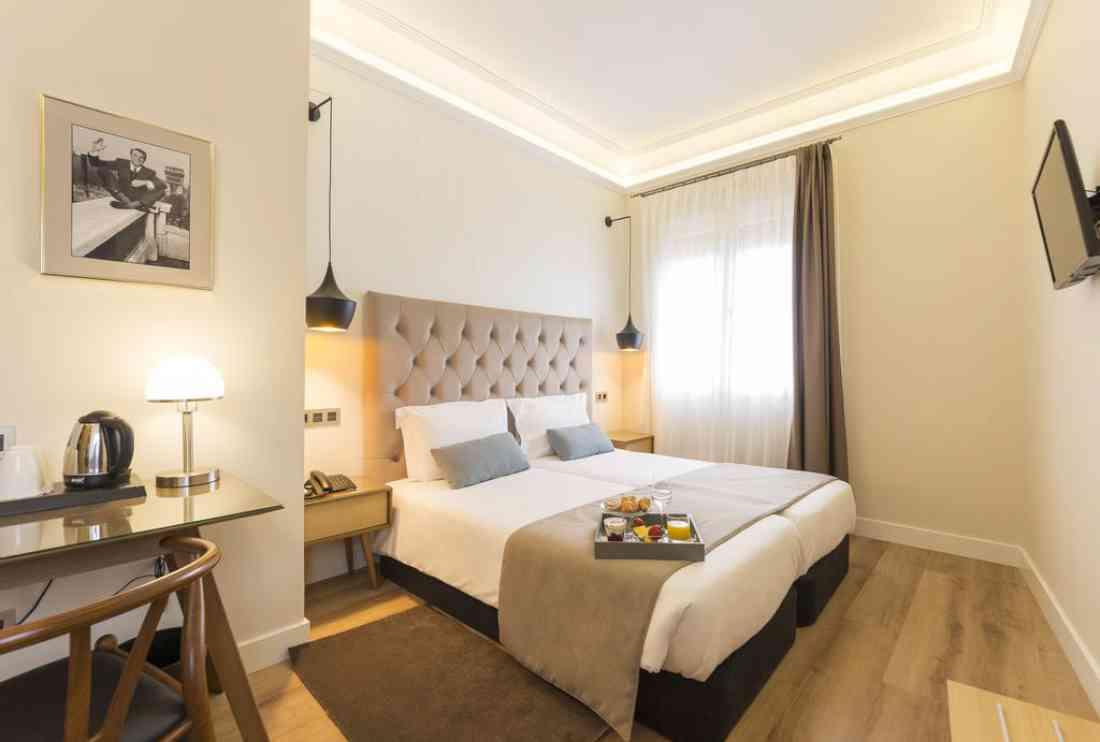 فندق Real Segovia