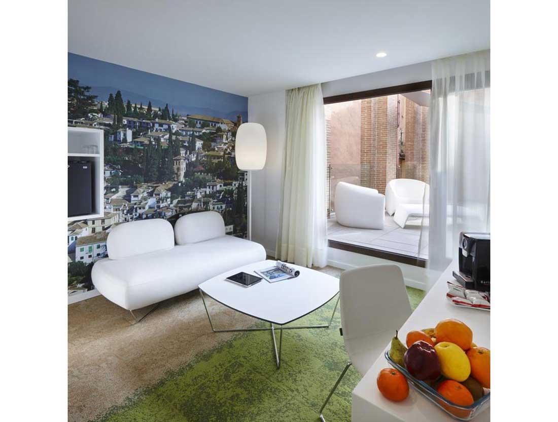فندق غرناطة فايف سانسز روومز آند سويتس