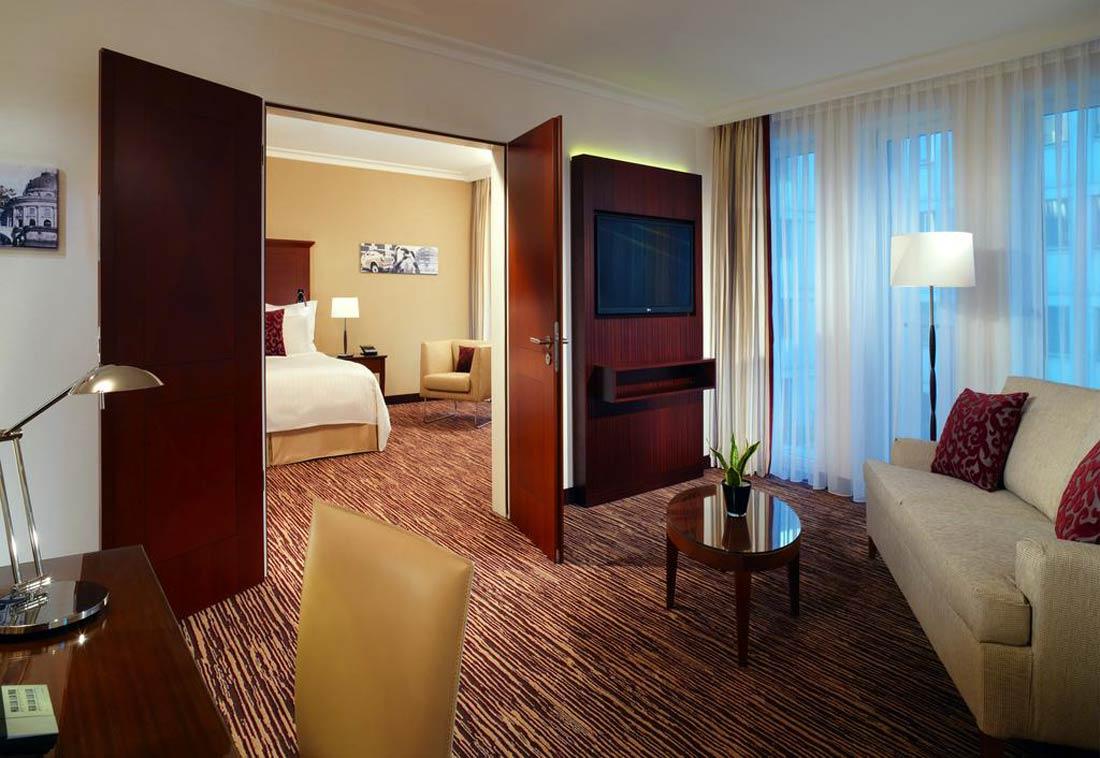 فندق برلين ماريوت