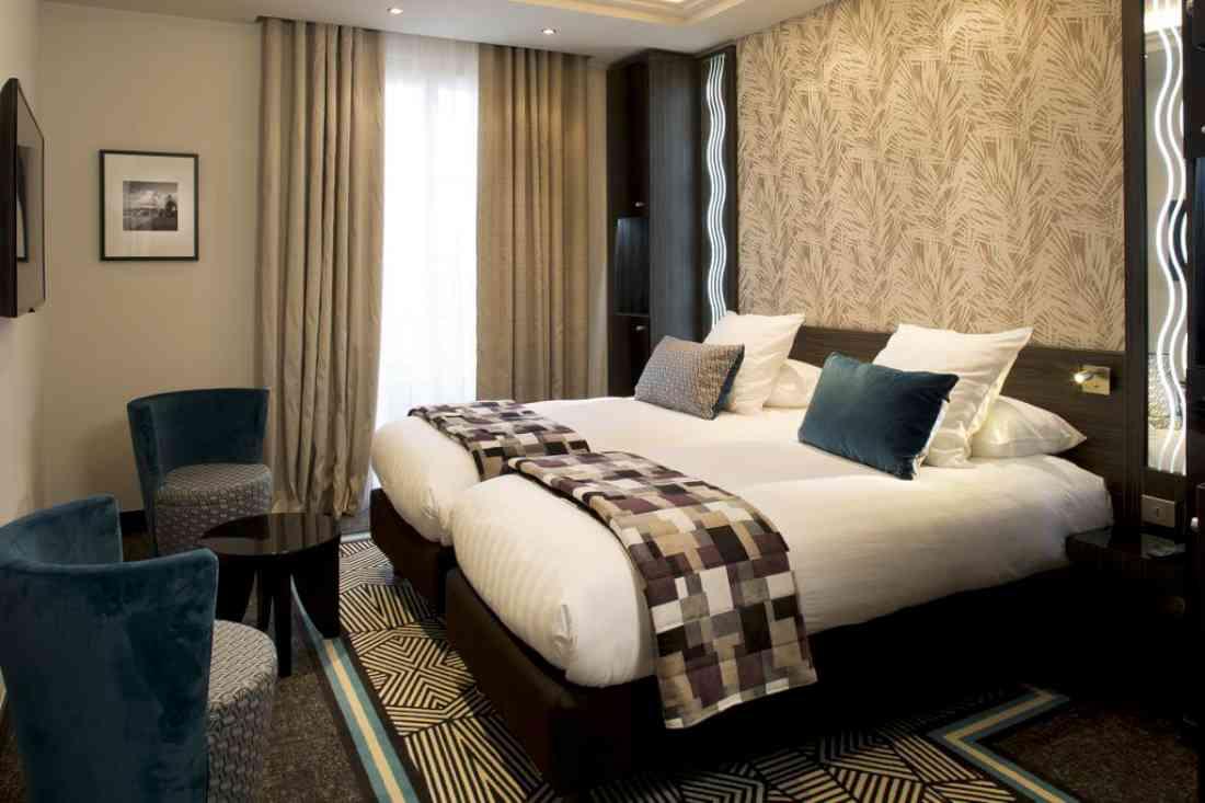 فندق بيست ويسترن بريمير مونديال