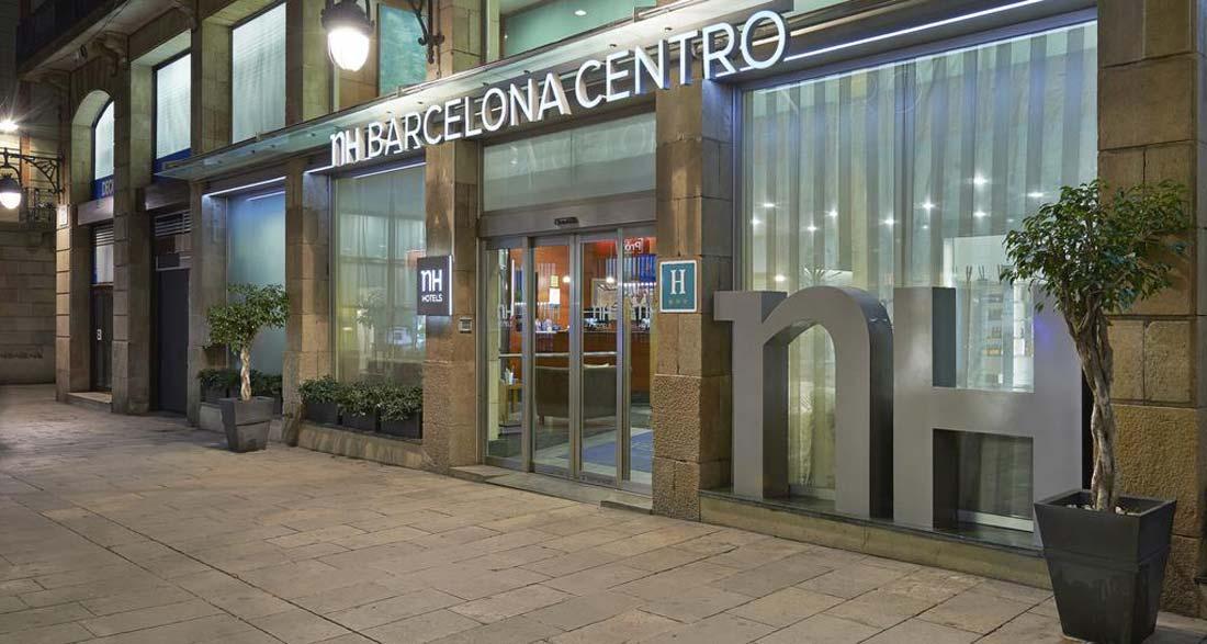 فندق إن إتش برشلونة سنترو