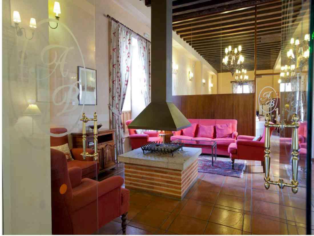 فندق Palacio Ayala Berganza