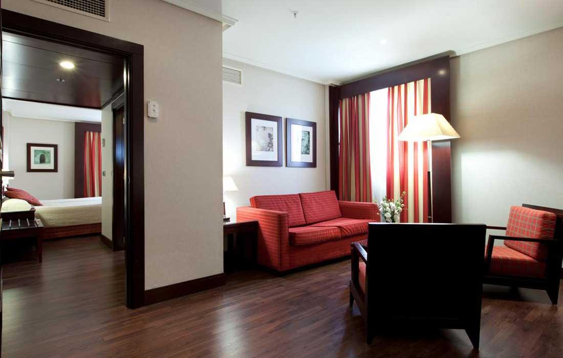 فندق سيفييا سنتر في اشبيلية