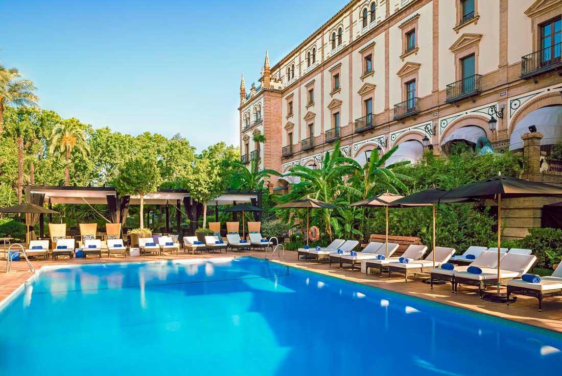 فندق ألفونسو الـ 13 بإشبيلية