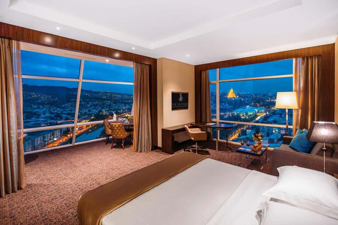 فندق بيلتمور تبليسي