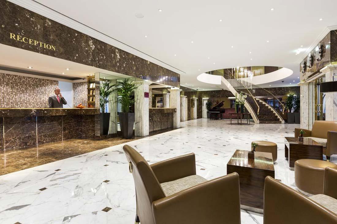 فندق وارويك جنيف