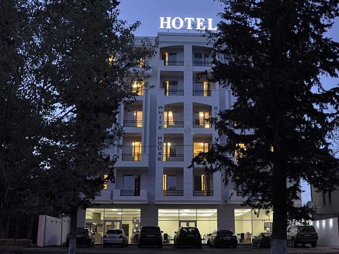 فندق وايت هاوس تبليسي