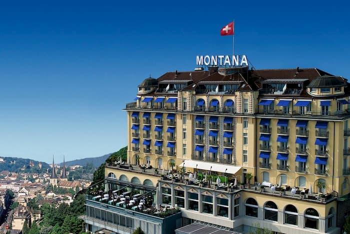 فندق آرت ديكو مونتانا – 4 نجوم