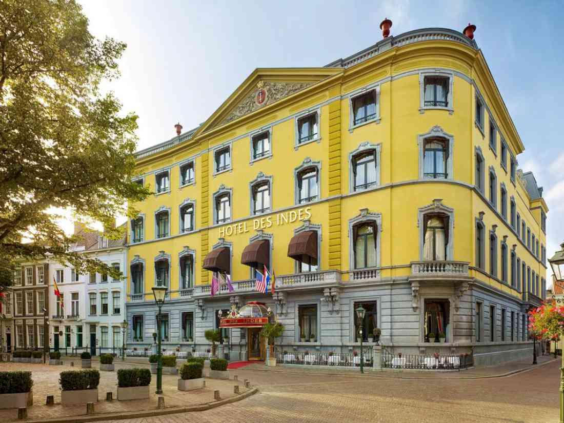 فنادق هولندا أفضل فنادق لاهاي