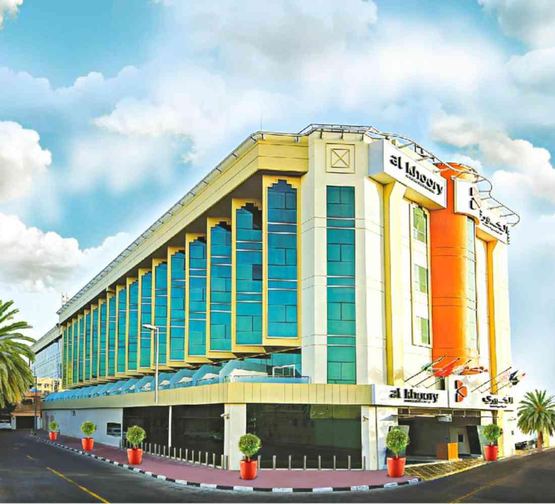 أفضل فنادق دبي