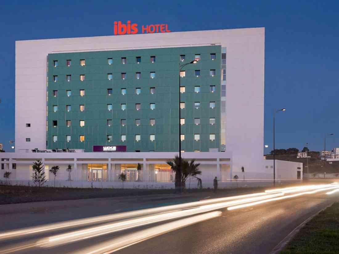 أفضل فنادق طنجة