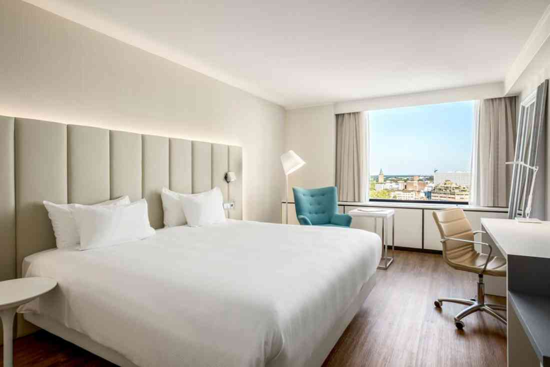 فنادق هولندا أفضل فنادق اوترخت