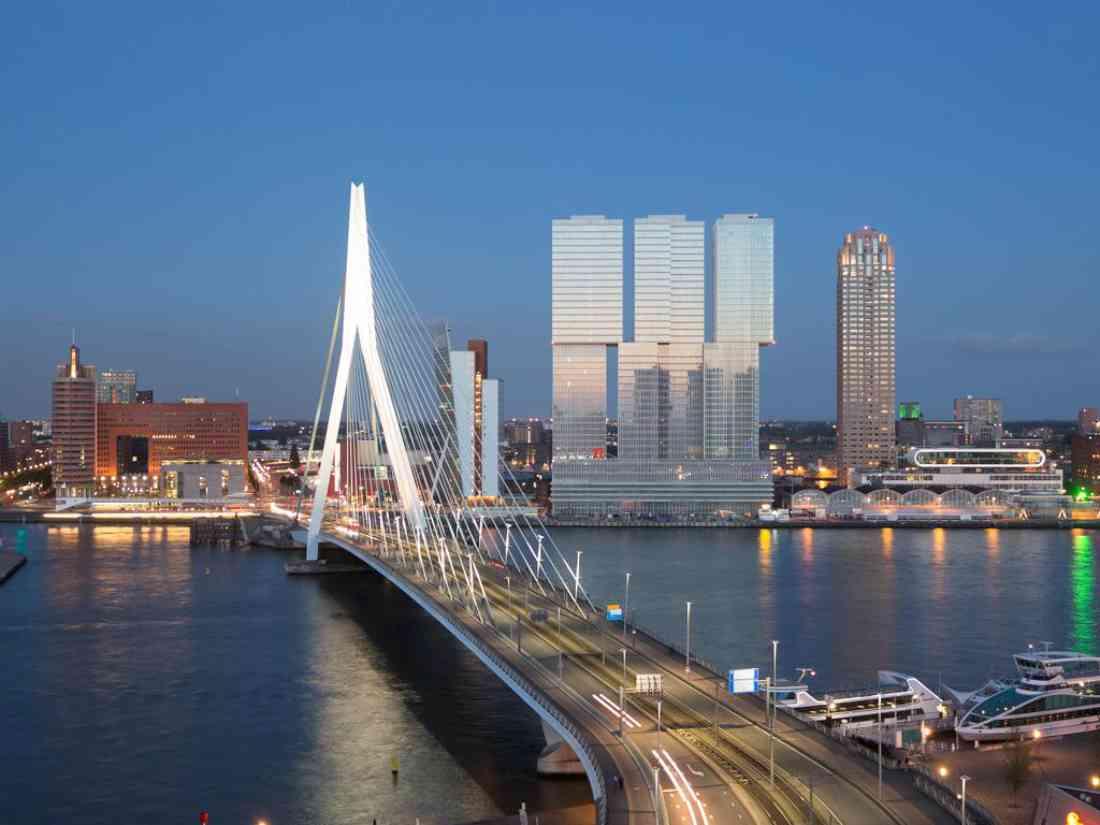 أفضل فنادق روتردام هولندا