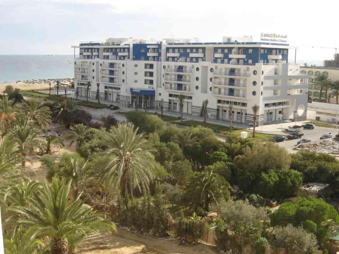 أفضل فنادق سوسة تونس