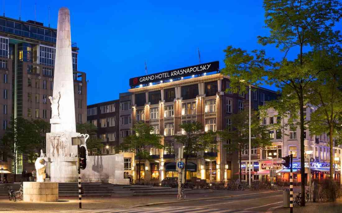 أفضل فنادق أمستردام