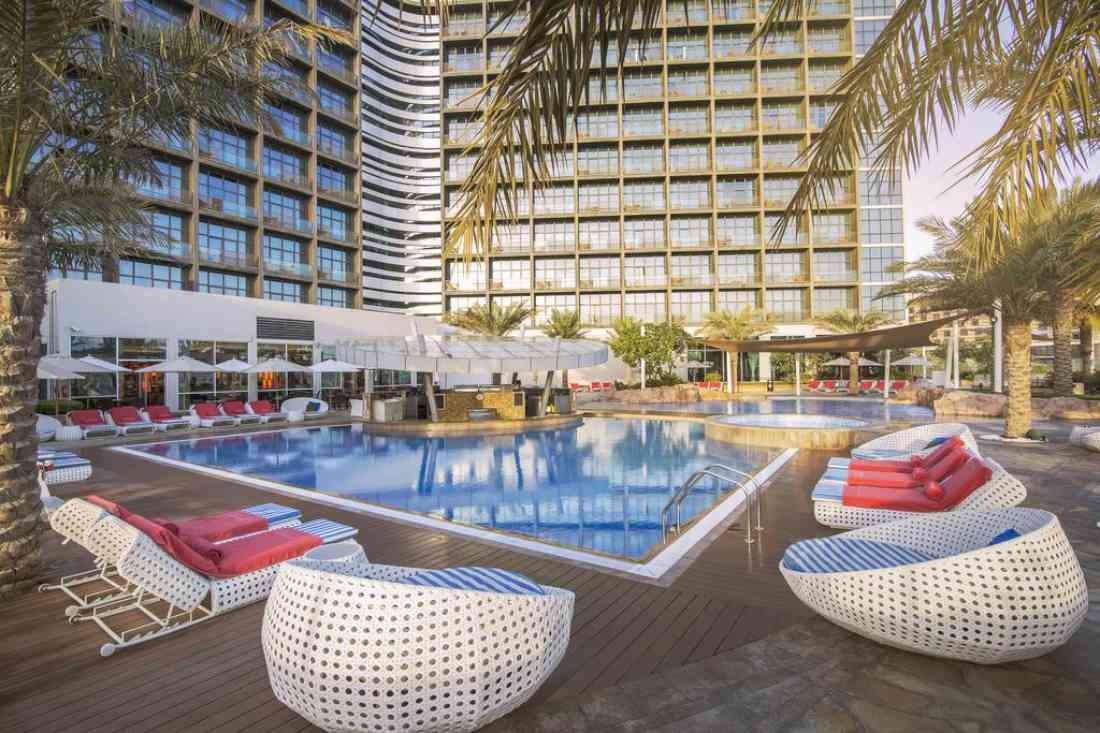 أفضل فنادق أبو ظبي الإمارات