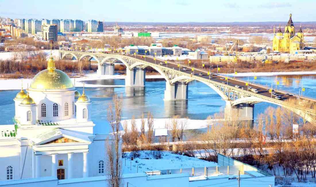 a0d2a2a1b81f0 السياحة في نيجني نوفغورود الروسية  حين يكون التاريخ حاميًا للحاضر - تيك ويك